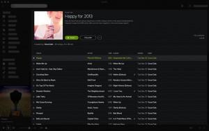 Sponsored Playlist Spotify